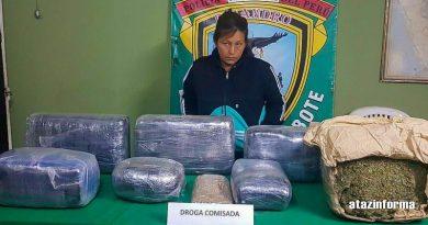 detienen-a-una-mujer-con-40-kilos-de-marihuana-en-chuquicara