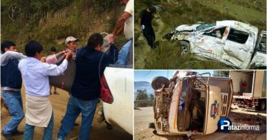 accidentes-sierra-libertena-dejan-un-muerto-varios-heridos