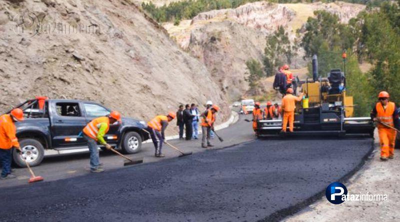 LA LIBERTAD | En octubre inicia asfaltado de carretera que surca Pataz