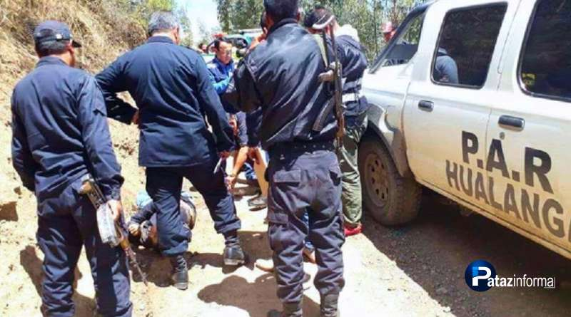 LA LIBERTAD | Delincuente murió tras enfrentamiento con la Policía
