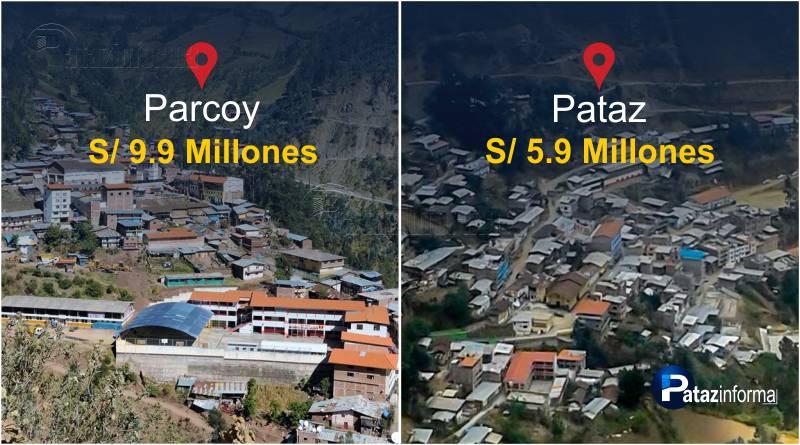 LA LIBERTAD | Parcoy y Pataz en el Top Ten con mayor canon minero