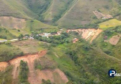 ONGON | Vía que unirá con Tayabamba muy pronto será realidad