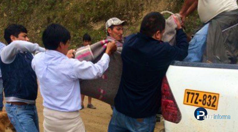 LA LIBERTAD | Vehículo cae a abismo y deja 03 muertos en la sierra