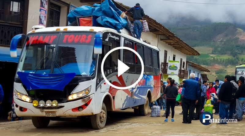TAYABAMBA | Delincuentes se llevan 25 mil dólares de Jhany Tours
