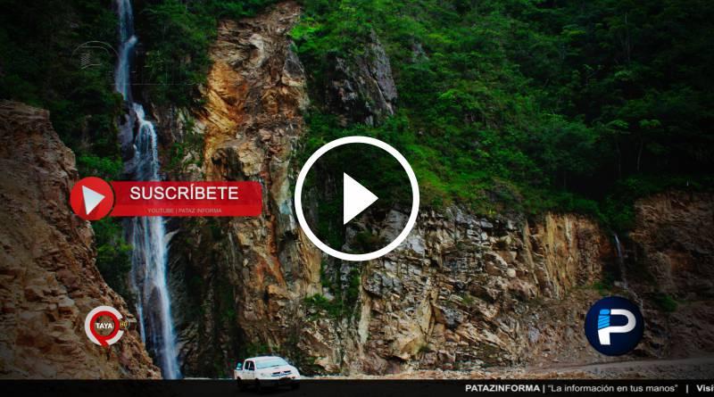 ONGÓN | Chorro de Pampaseca, atractivo turístico en selva liberteña