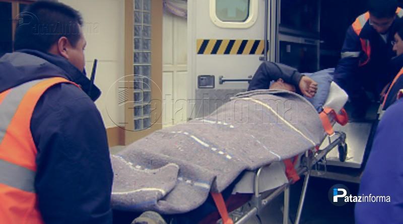 LA LIBERTAD | 2 personas casi mueren tras caída de rayo en el ande