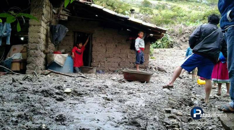 LA LIBERTAD | Más de 20 familias lo perdieron casi todo tras huaico