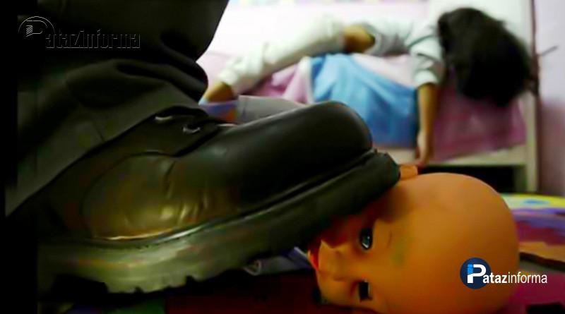 PERÚ| Aprueban CASTRACIÓN química para violadores de menores