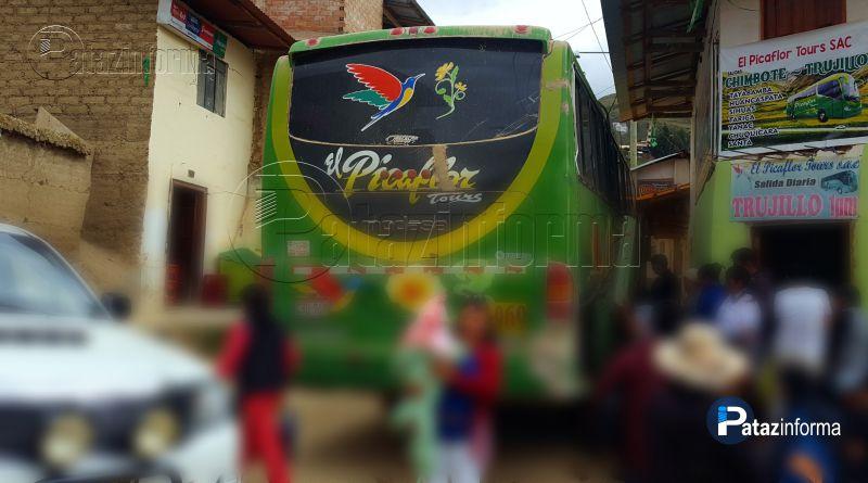 TAYABAMBA | Jhany Tours y Picaflor sufrieron asalto por el proyecto