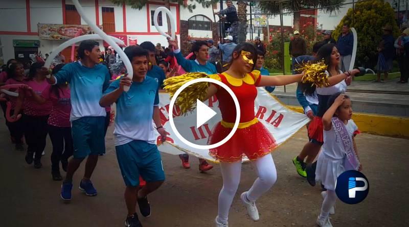 TAYABAMBA | Con olimpiadas instituto dio inicio a su 36 aniversario