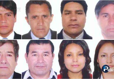 PATAZ | 14 son los patacinos aspirantes a la CONSEJERÍA REGIONAL