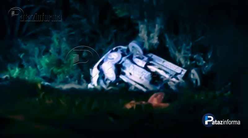 LA LIBERTAD   Camioneta cae a abismo en la sierra dejando 3 heridos