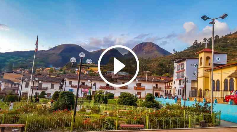 CHILIA   Distrito lleno de riqueza natural y sitios turísticos en Pataz