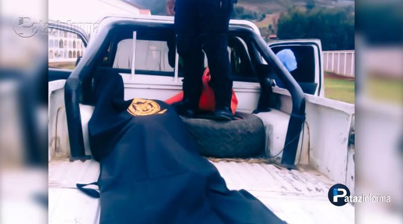 LA LIBERTAD   Encuentran cuerpo sin vida de poblador en Shiracmaca
