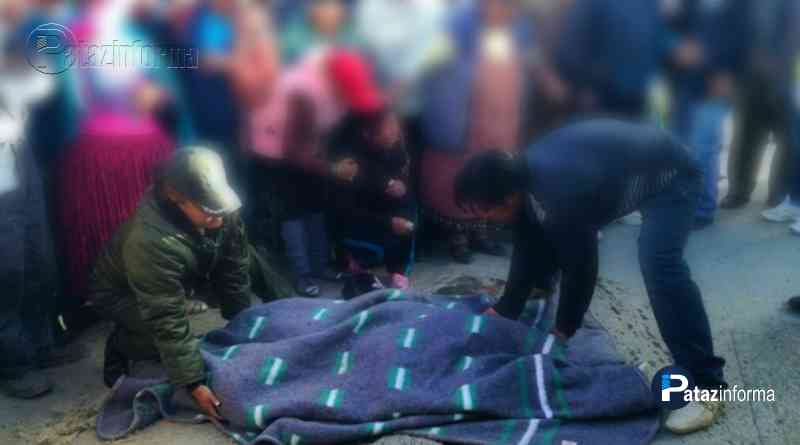 LA LIBERTAD   Menor muere aplastado por juego recreativo en el ande