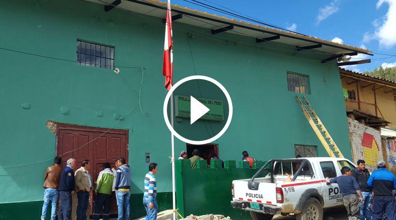 TAYABAMBA | Investigan vínculo de detenidos con rapto de Alcalde