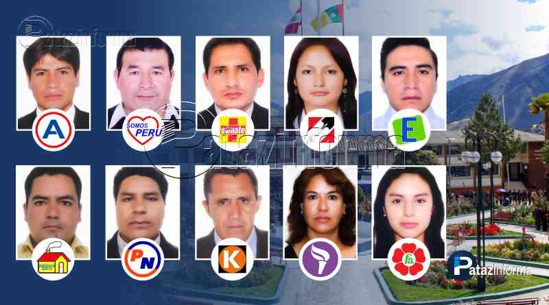 PATAZ | 10 candidatos a la Consejería Regional cumplen con requisitos