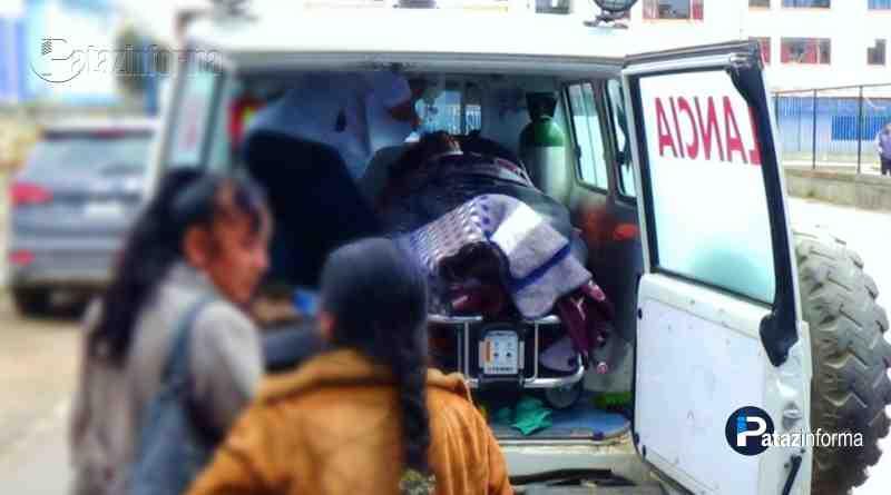 LA LIBERTAD | Combi con docentes sufrió aparatoso accidente de tránsito