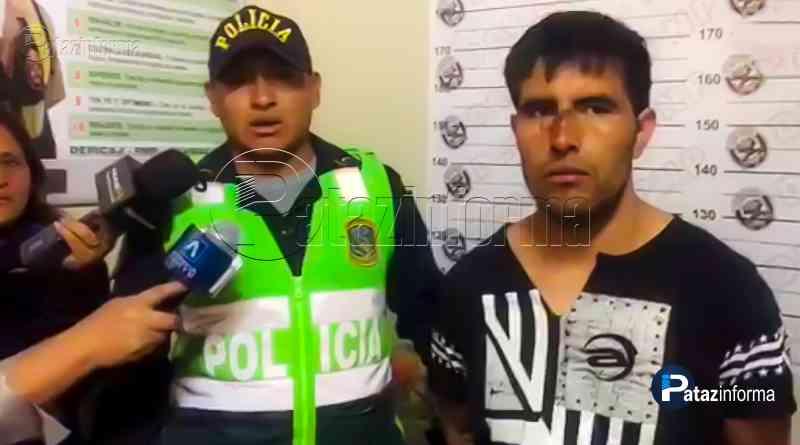 PARCOY   Capturan a sujeto que habría robado 20 mil soles en Retamas