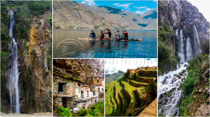 PATAZ   A realizar turismo el próximo feriado largo de Santa Rosa de Lima
