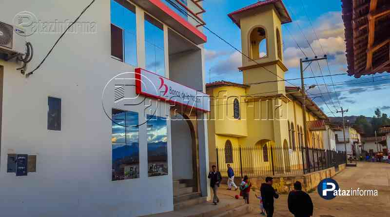 CHILIA   Sueño hecho realidad. Inauguran oficinas del Banco de la Nación