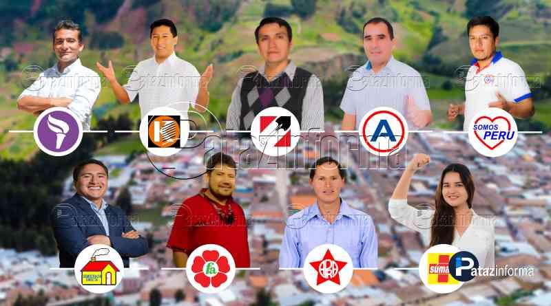 TAYABAMBA | Coordinan debate entre candidatos a sillón edil provincial
