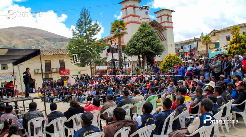 PATAZ   MTC y Congresistas Liberteños visitarán Tayabamba por tema vial