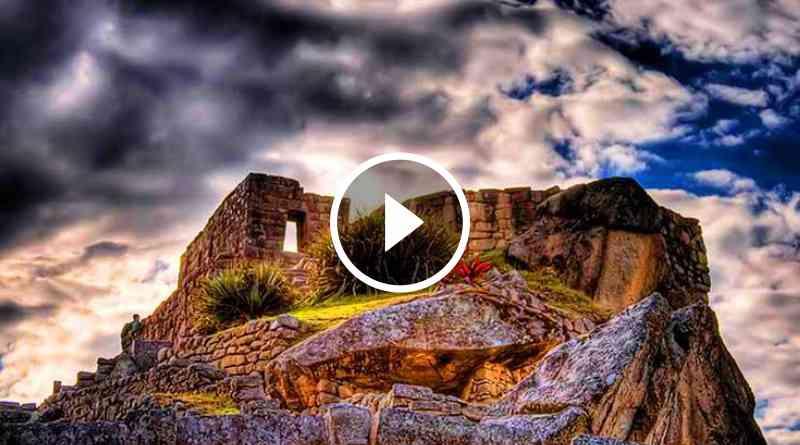 video Enigmáticos e imponentes monumentos de Marcahuamachuco huamachuco