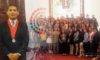 PATAZ | Joven patacino juramentó como parlamentario joven de La Libertad