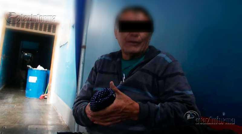 PATAZ   Estafan y roban 5600 soles a exalcalde con el cuento de la Tinka