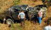 PERÚ | 3 muertos y 5 heridos dejó caída de camioneta a un abismo en Ayabaca