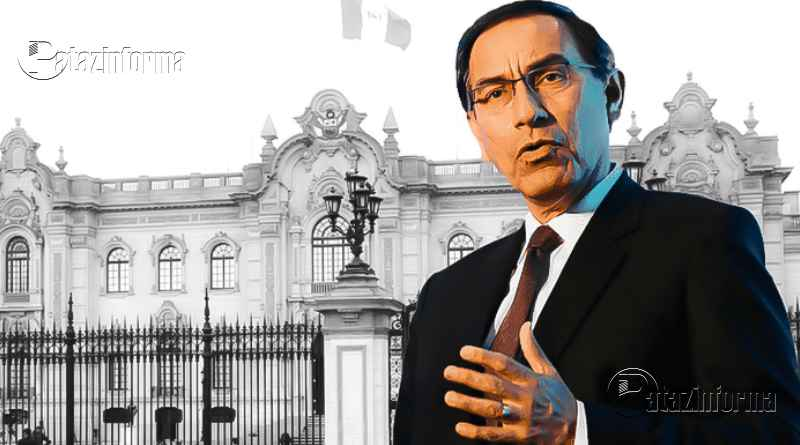Presidente Martín Vizcarra planteó cuestión de confianza al Congreso