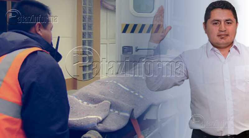 accidente deja un muerto y un herido grave en huaranchal otuzco