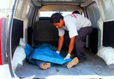PARCOY   Hombre ultimó a su pareja y luego se lanzó a abismo en Lúcumas