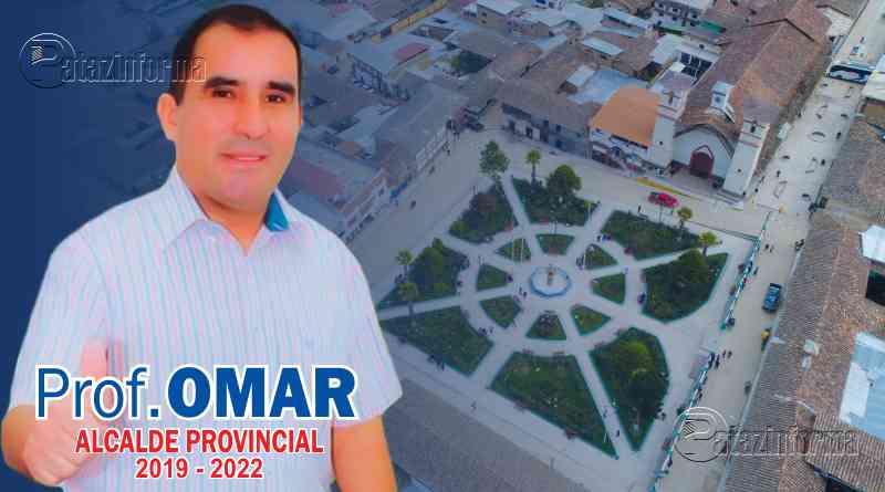 TAYABAMBA | Omar Iparraguirre es el virtual alcalde provincial 2019 – 2022