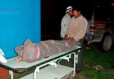 PATAZ | Anciano resbala y cae a un abismo de más de 40m. en Suyubamba