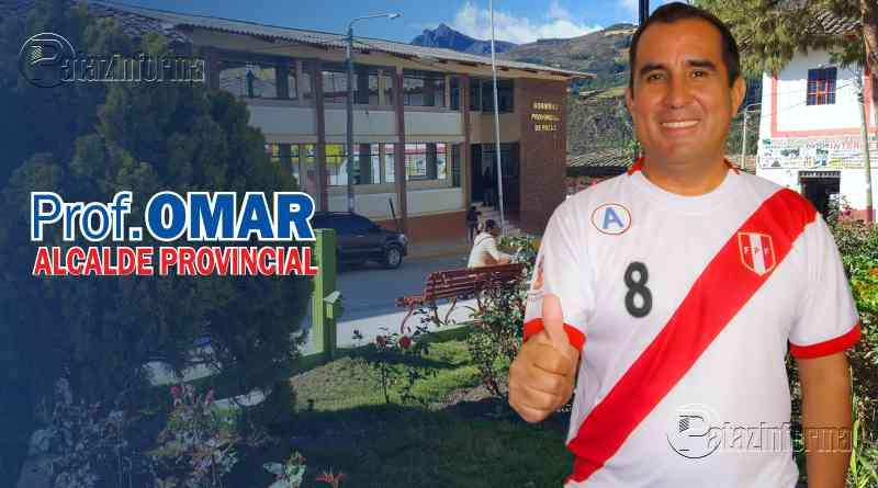 TAYABAMBA | Fallo del JNE deja como alcalde provincial a Omar Iparraguirre