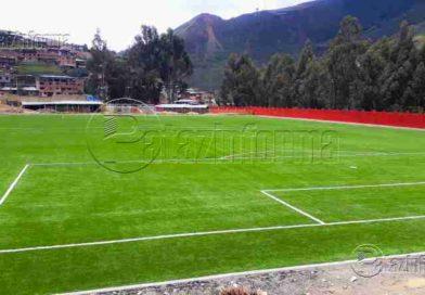 PARCOY | Muy pronto Llacuabamba con campo deportivo de Gras Sintético