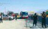 LA LIBERTAD | Delincuentes asaltan bus con pasajeros y se llevan S/ 10,000