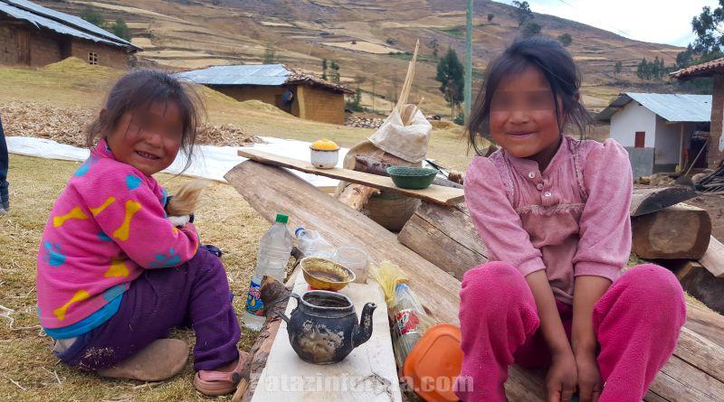 60% de niños sufren anemia y desnutrición en Ongón