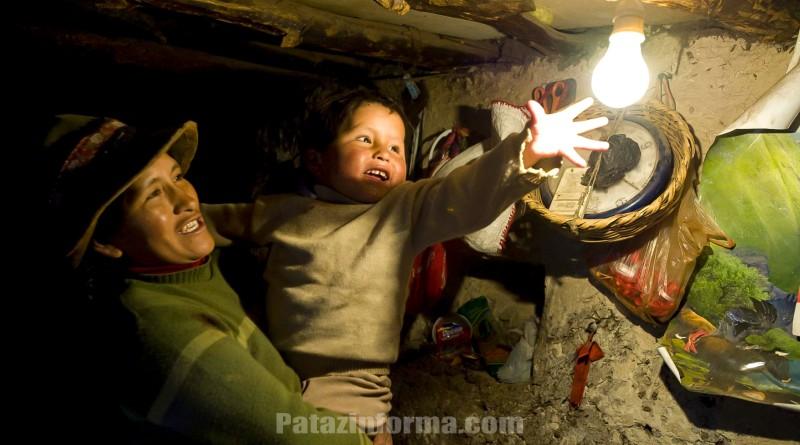 Electrificarán 94 caseríos de la provincia de Pataz