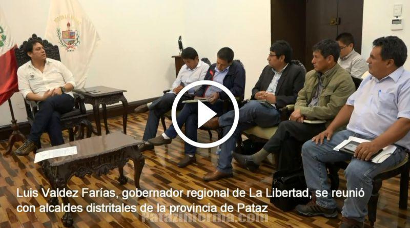 Gerente de Vivienda verá problema de agua en Taurija