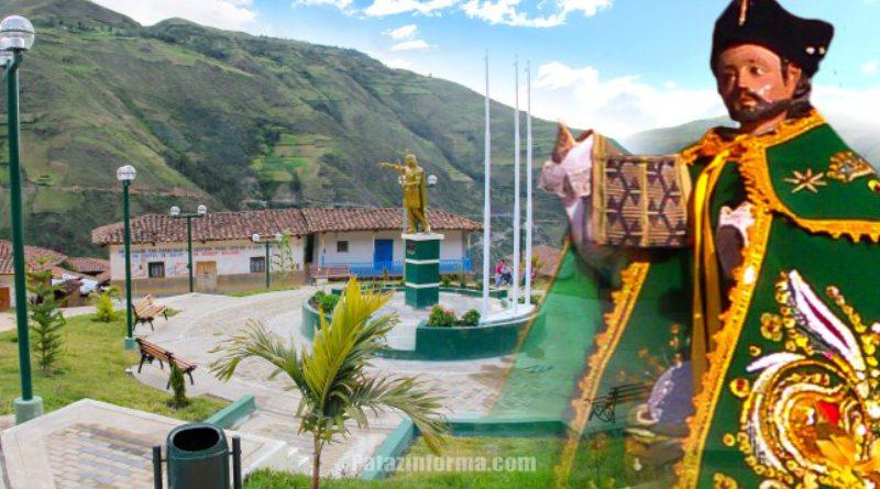 Huancas inicia hoy fiesta en honor a San Cayetano