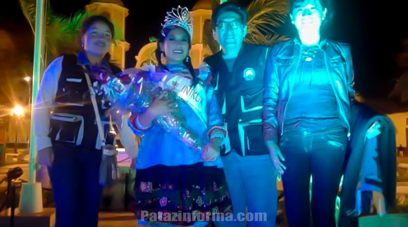 Aclla huamachuquina ganó certamen IÑIKUK La Libertad 2016