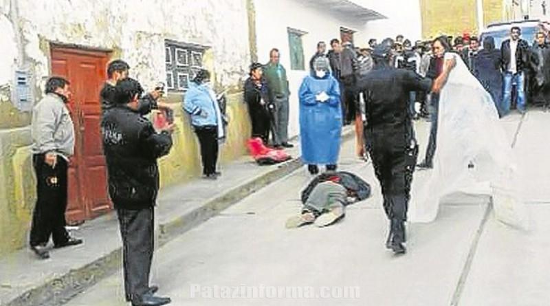 Asesinan a pedradas a docente en el ande liberteño