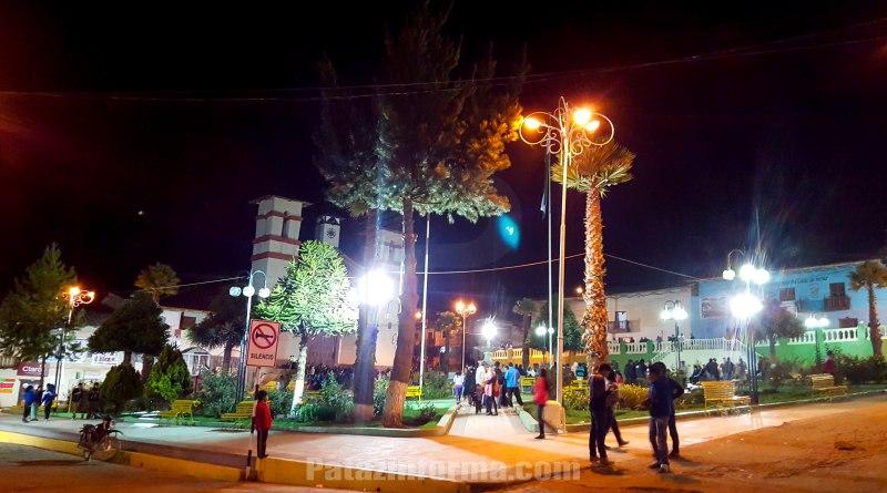 Más de 20 comunidades serían electrificadas en Tayabamba