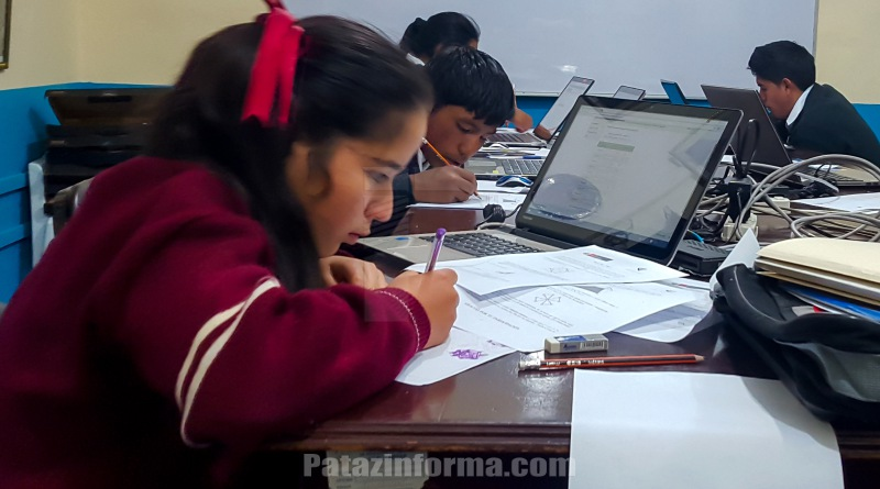 Estudiantes patacinos participaron de ONEM regional 2016