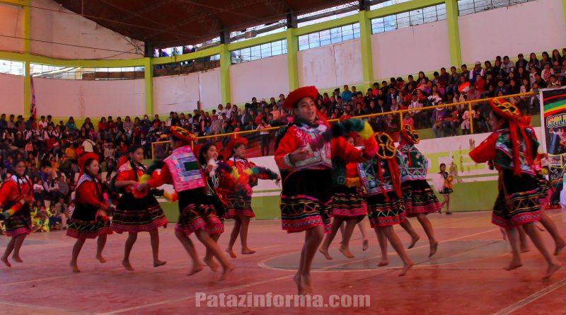 Colegio Santo Toribio realizó festival de danzas