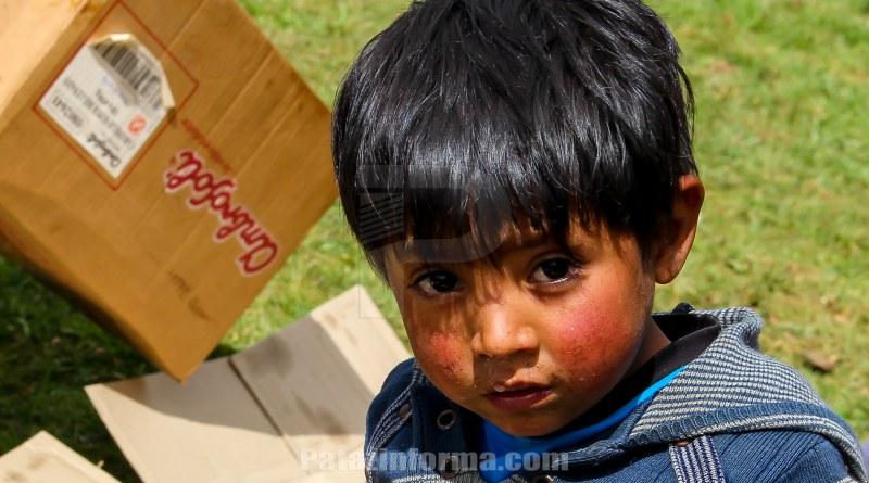 Neumonía afecta a más de 390 niños en región La Libertad