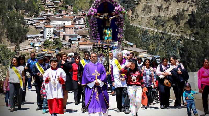 Parcoy celebrará fiesta en honor al Señor de los Desamparados